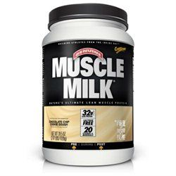 CytoSport Muscle Milk - Chocolate Chip Cookie Dough