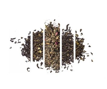 Vahdam Teas The Wellness Loose Leaf Green Teas Sampler- 5 Premium and Exotic Darjeeling Teas From the Misty Himalayas Packed with Antioxidants-Detox, Cleanse, Rejuvenate and Boost Your Metabolism - 1.76ounce (Pack of 5)
