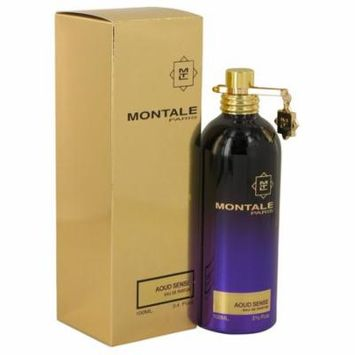 Montale Aoud Sense by Montale Eau De Parfum Spray (Unisex) 3.4 oz for Women