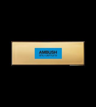 custom quad palette Shu Uemura