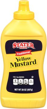 Stater bros® Traditional Yellow Mustard