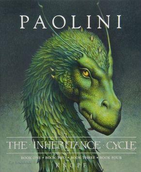 Random House Inheritance Cycle 4-Book Boxed Set (Eragon, Eldest, Brisingr, Inheritance)