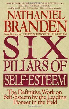 Random House Six Pillars of Self Esteem (Paperback), Nathaniel Branden