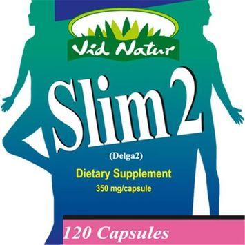 Deluxecomfort Slim 2 x90 caps 400mg