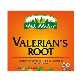 Deluxecomfort Valerian Root x90 caps 300mg