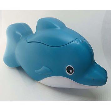 Brite Concepts Dolphin Snack Box, Plastic
