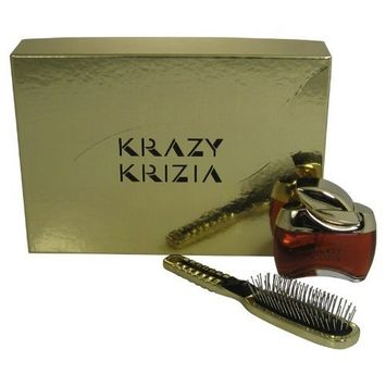 Krizia Krazy Women's 2 Piece Gift Set, 3.4 Ounce