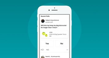 New on the Influenster App: Polls!