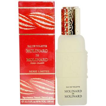 Molinard de Molinard by Molinard Eau de Toilette Spray, 3.33 fl oz