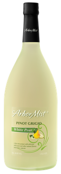Arbor Mist White Pear Pinot Grigio Fruit Wine
