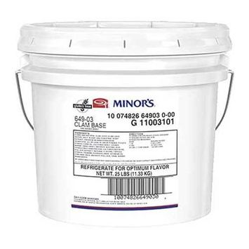 Nestle No Added MSG Clam Base, 25 Pound -- 1 each.