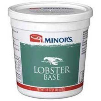 Nestle Minors Lobster Base, 1 Pound - 12 per case.
