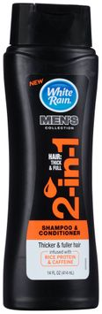 White Rain® Men's Collection in Shampoo & Conditioner