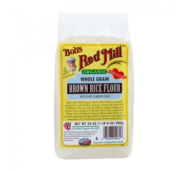 Bob's Red Mill Organic Brown Rice Flour