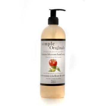 Simple Originals Tomato Blossom Hand Soap, 16 Ounce
