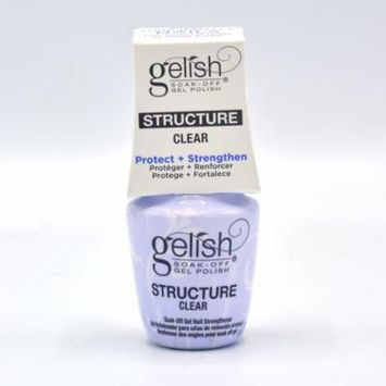 Gelish Soak-Off Gel Nail Strengthener Structure Clear 0.5 oz
