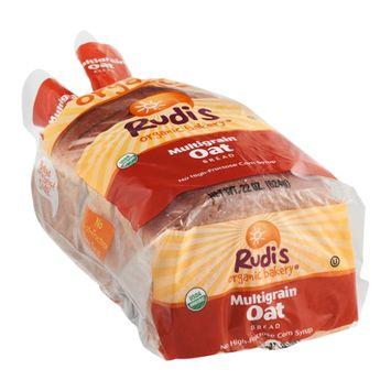 Rudi's Organic Bakery Bread Multigrain Oat