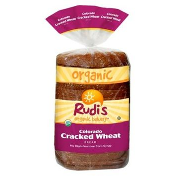 Rudi's Organic Colorado Cracked Wheat Bread 22oz