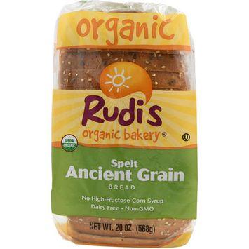 Rudi's Organic Spelt Ancient Grain Bread, 20 oz