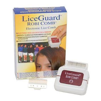 LiceGuard RobiComb Lice Zapping Comb