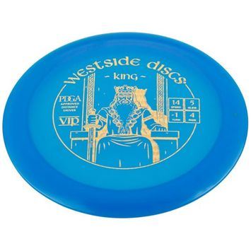 Dynamic Discs Westside King VIP Golf Disc Distance Driver: Assorted Colors