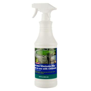 Top Paw Ready to Use Citronella Yard Pet Odor Eliminator Plus