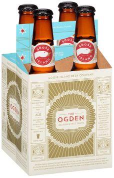 Goose Island® The Ogden Belgian Style Tripel Beer