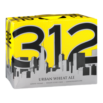 Goose Island 312 Urban Wheat Ale - 12 PK