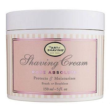 The Art of Shaving Shaving Cream, Jar, Rose Absolute 5 fl oz (150 ml)