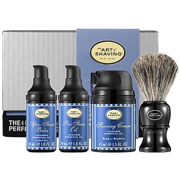 Art of Shaving The  Mid-Size Kit - Lavender