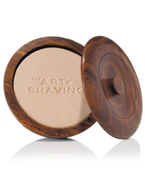 The Art of Shaving Soap with Bowl