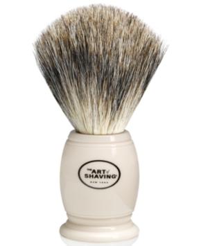 Art of Shaving The  Ivory Fine Badger Brush