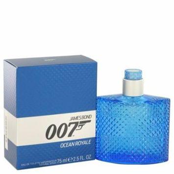 007 Ocean Royale by James Bond,Eau De Toilette Spray 2.5 oz, For Men