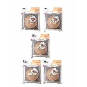 Set of 5 CoverGirl Trumagic The Sunkisser 110 Soft Touch Balm Skin Protector Bronzer