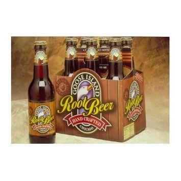 WBC Goose Island Root Beer (12 Bottles)