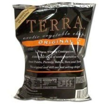 TERRA Sweets & Apples with a Hint of Cinnamon, 5.5 oz. (Pack of 12)