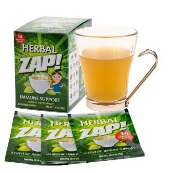 Herbal Zap Immune Support - 10 Packets - SPN-1189455
