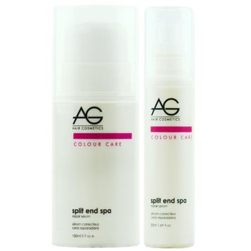 AG Hair Cosmetics 5 oz Split and Spa Repair Serum