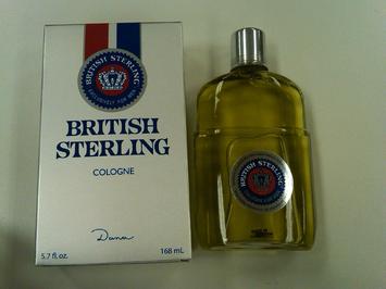 British Sterling 5.7oz Cologne - SPEIDEL INC.