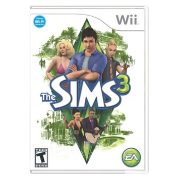 Electronic Arts The Sims 3 (Nintendo Wii)