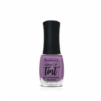 Barielle Hint of Tint Nail Moisturizing Treatment Color - Hint of Lilac (Pack of 6)