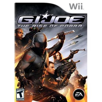 Electronic Arts G.I. Joe: The Rise of Cobra Wii (Nintendo Wii Game Only)
