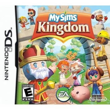 Electronic Arts 172757 Previously Played MySims Kingdom -Nintendo DS