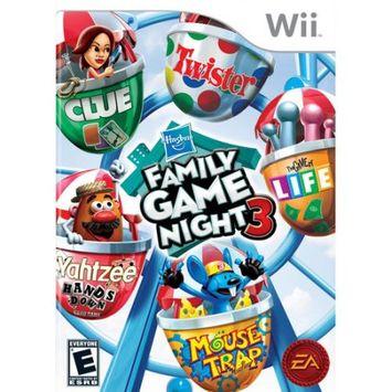 Electronic Arts Hasbro Family Game Night 3 (used)