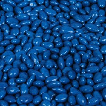 FirstChoiceCandy Blue Sunbursts Chocolate Covered Sunflower Seeds 1 Pound 16 oz Resealable Bag [Blue Sunbursts]