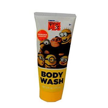Despicable Me 3 Body Wash