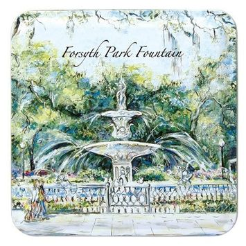 Byrd Cookie Company, Key Lime Coolers, 6-Ounce Forsyth Park Tins (Pack of 3)