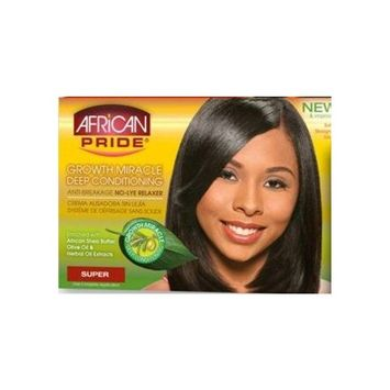 African Pride Olive Miracle Conditioning Anti-Brea Case Pack 12 African Pride Olive Miracle Conditi