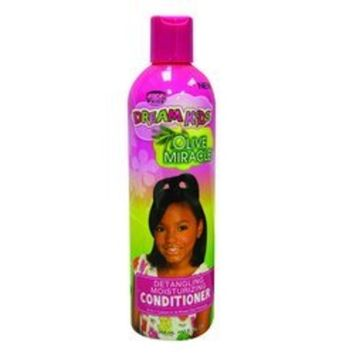 African Pride Dream Kids Olive Miracle Conditioner, 12 Ounce