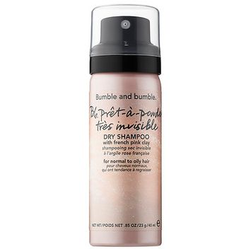 Bumble and bumble. Pret-a-Powder Tres Invisible Dry Shampoo with French Pink Clay